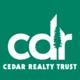Cedar Realty Trust