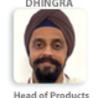 Deepinder Dhingra